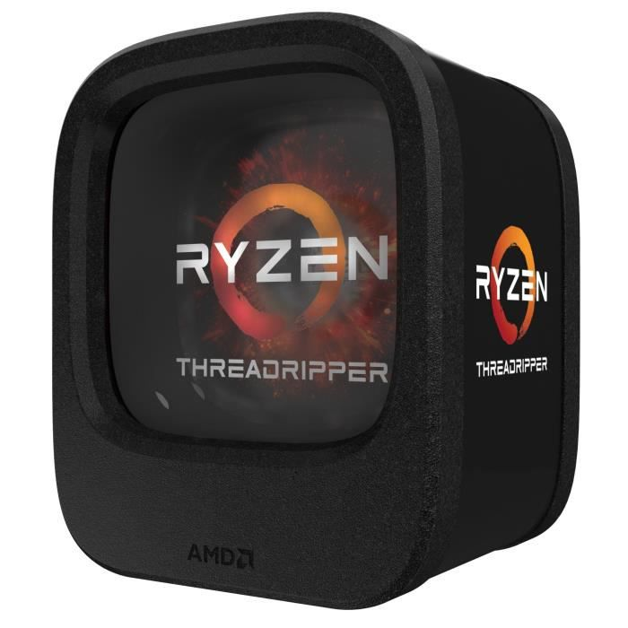 AMD Processeur Ryzen Threadripper 1950X 16-Core