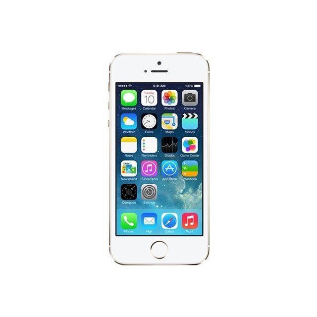 apple iphone 5s 16go or pas chere achat smartphone pas cher avis et meilleur prix cdiscount. Black Bedroom Furniture Sets. Home Design Ideas