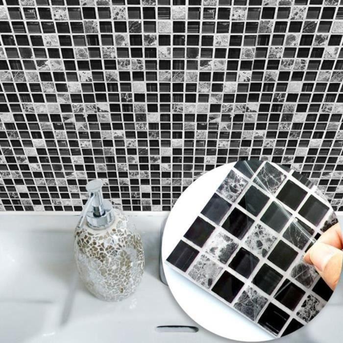 Decoration 3d mosaique carrelage pour salle de bain