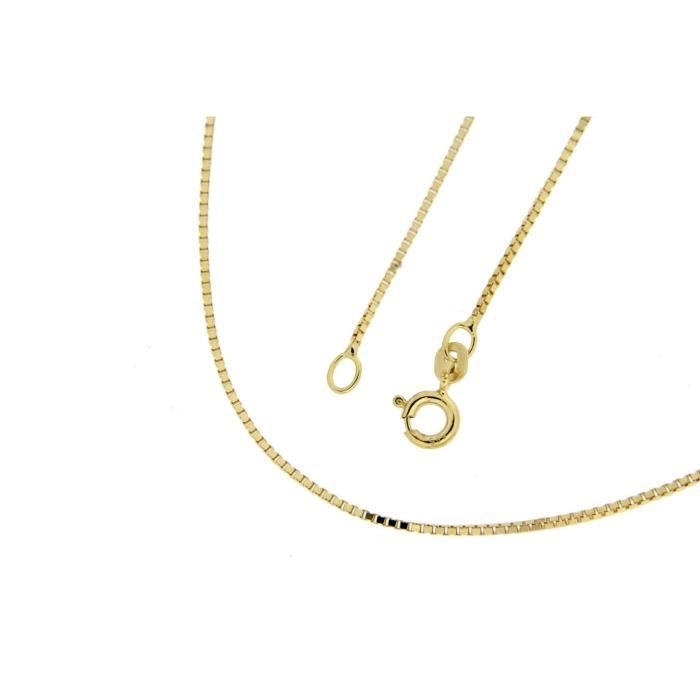 326928 - Collier Femme - Or Jaune 8 Cts 333-1000 Z8P0R