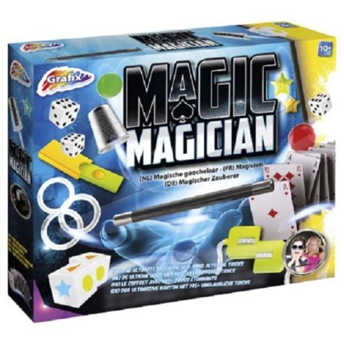 tour de magie 3-5 ans