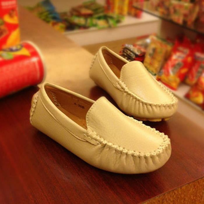(Beige) chaussures garçon fille les chaussures doug enfants.