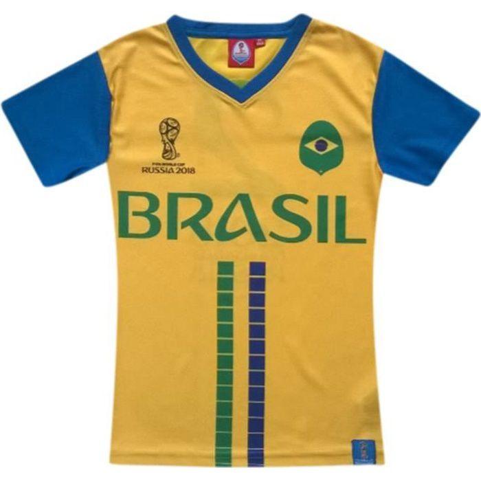 Maillot equipe de Brésil vente