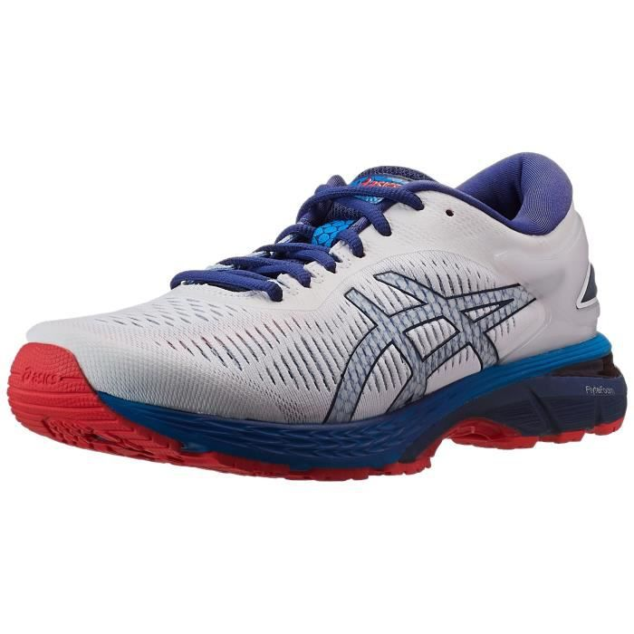36dd5415f1e3 ASICS Gel Kayano 25 Chaussures de course pour homme YQW0R Taille-45 ...