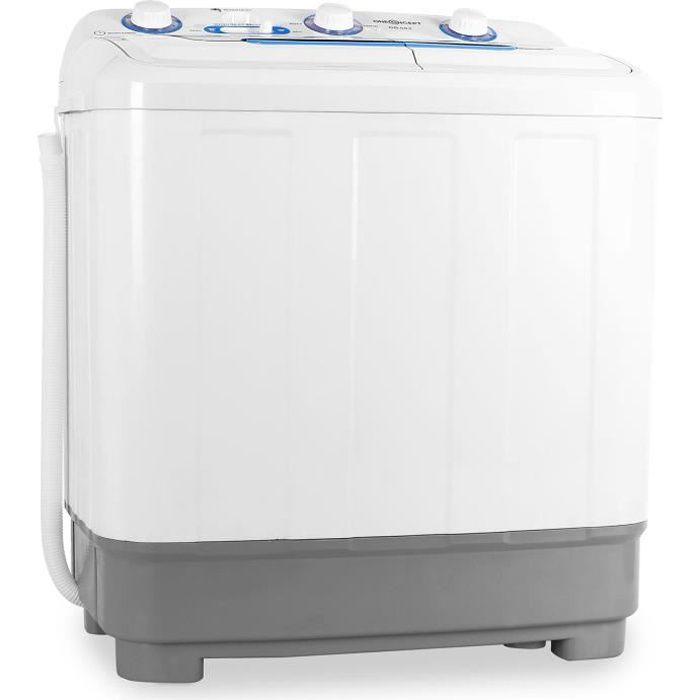 Oneconcept Db004 Mini Machine à Laver Et Essoreuse Lave Linge