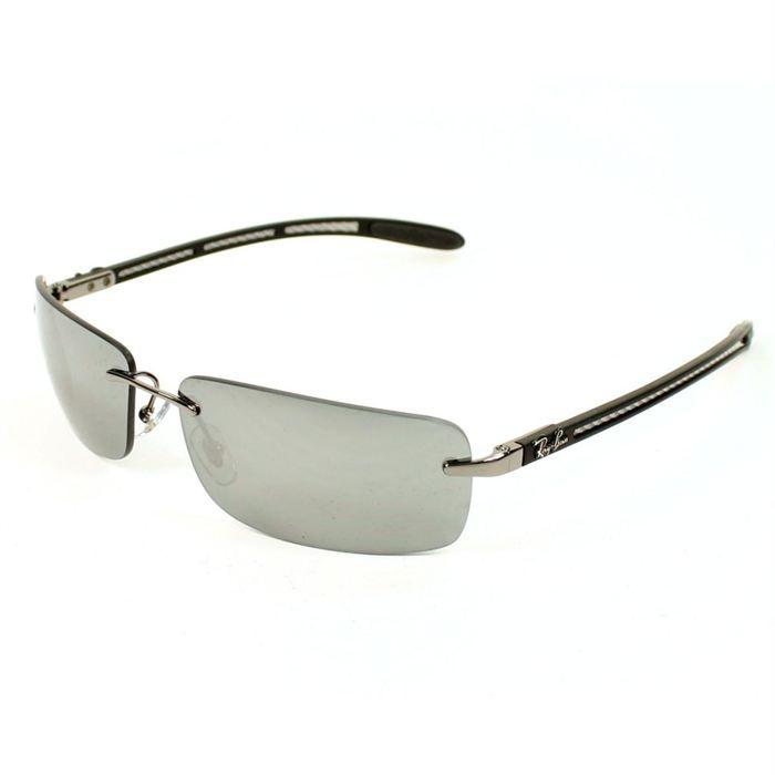 Lunettes de soleil Ray Ban - RB8304 Noir - Achat   Vente lunettes de ... bf5fc55d6967