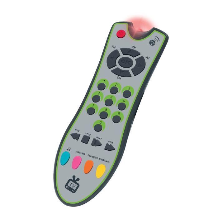 TÉLÉPHONE JOUET Ma première télécommande