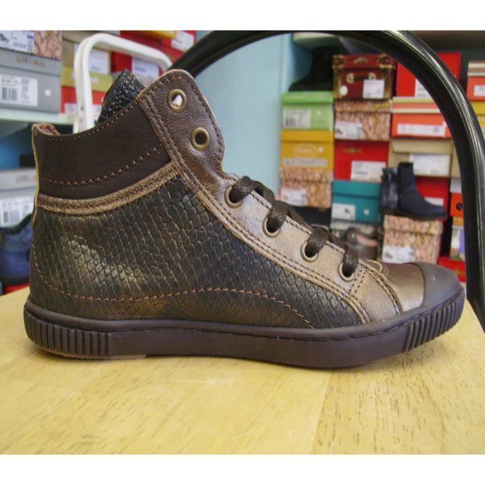 Chaussures enfants. Boots filles PATAUGAS P33