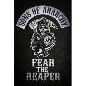 sons of anarchy posters achat vente sons of anarchy posters pas cher cdiscount. Black Bedroom Furniture Sets. Home Design Ideas