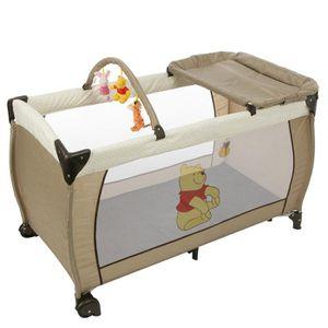 LIT PLIANT  WINNIE Lit parapluie Baby Center
