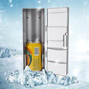CONGÉLATEUR PORTE Mini Réfrigérateur, Mini-congélateurs, USB compact