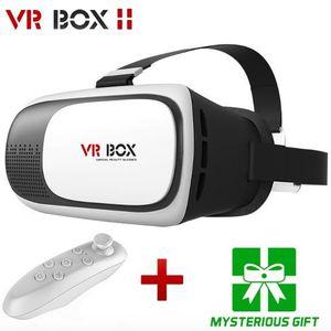 LUNETTES 3D VR BOX 2 II Réalité Virtuelle Casque Immersive 3D