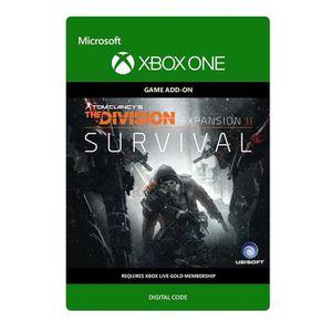 EXTENSION - CODE DLC The Division: Survival pour Xbox One