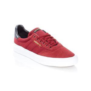 BASKET Chaussures Adidas 3MC Suede Collegiate Burgundy Co
