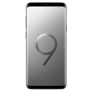 SMARTPHONE Samsung Galaxy S9 Plus Dual Sim  4G 256Go gris sma