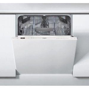 LAVE-VAISSELLE WHIRLPOOL Lave-vaisselle encastrable SUPREME CLEAN