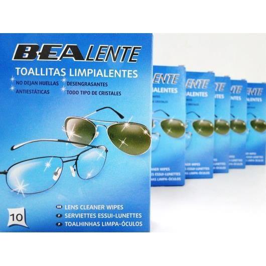 30Lingettes lentille optique b4n6D