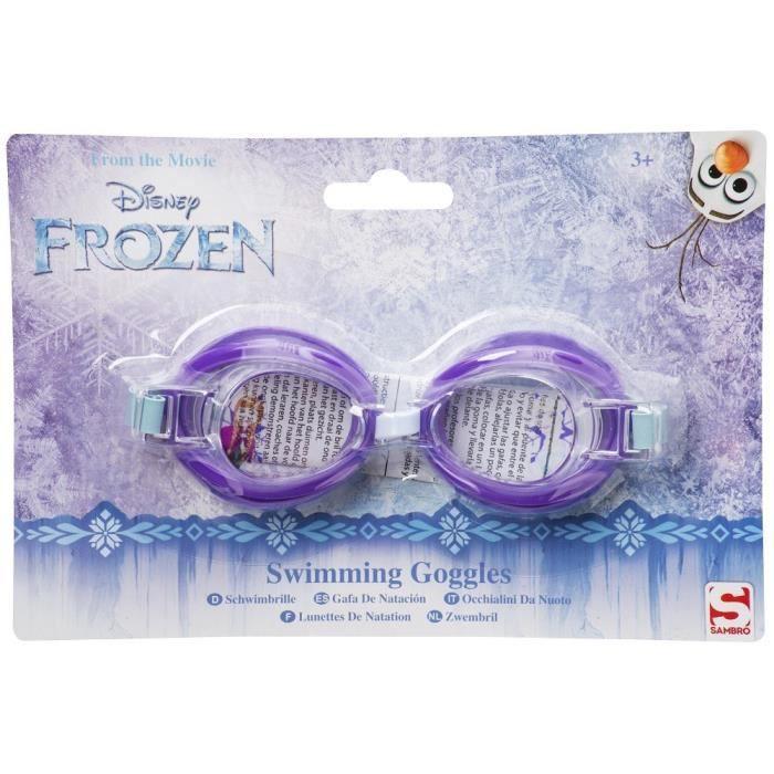 Lunette de plongée, de natation La Reine des Neiges Disney enfant Piscine 8d99bea040f0