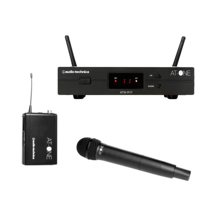 Audio-technica At-one Atw-13f Système De Microphone