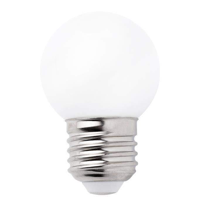 ampoule led sph rique opaque 3w 25w culot e27 achat vente ampoule led cdiscount. Black Bedroom Furniture Sets. Home Design Ideas