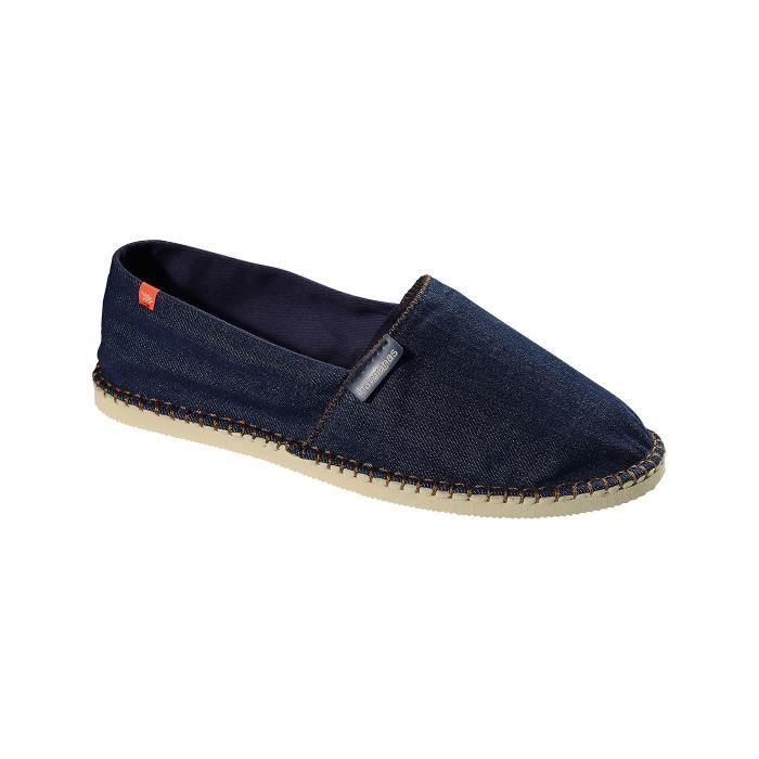 Espadrilles Origine Relax II Blue jeans pour homme ZATWt