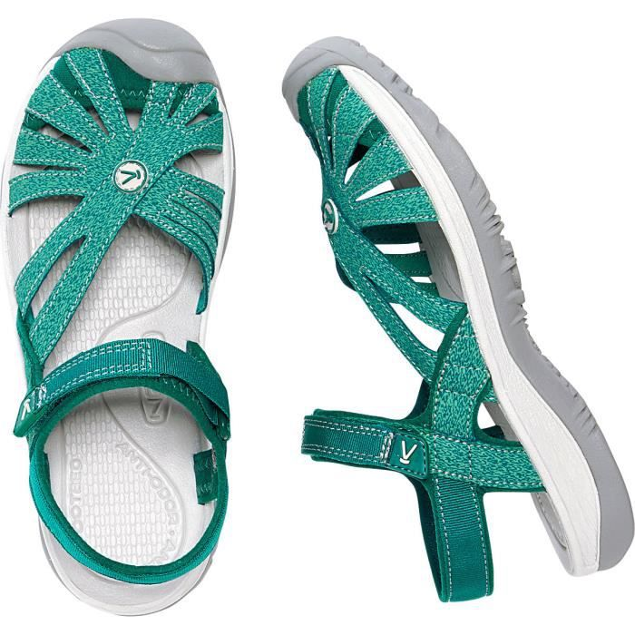 Keen Sandales Rose Femme Everglade/Malachite R5jEy8