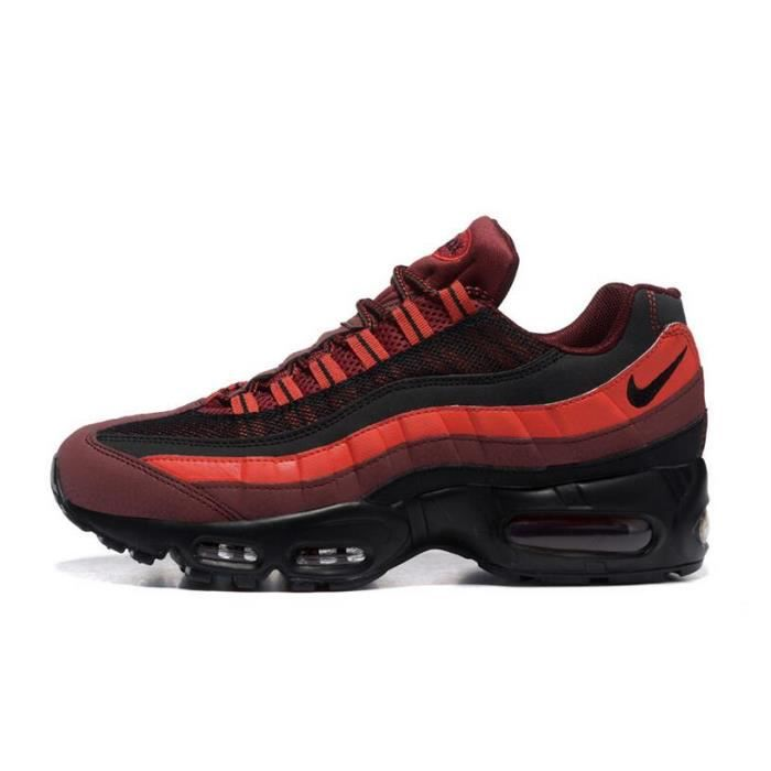 Qg Homme Rouge Femme Chaussures Max Nike Os Air Basket Sports 95 QBsCxthrd