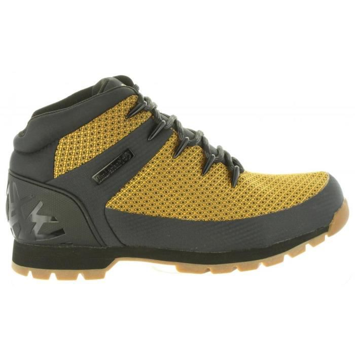 72b8388f0a2 Bottines pour Homme TIMBERLAND A1QHQ EURO SPRINT WHEAT RIPSTOP ...