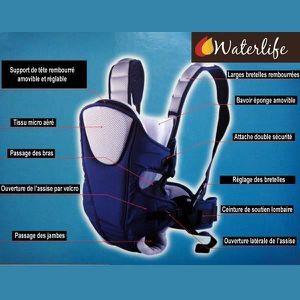 Porte b b dorsal achat vente porte b b dorsal pas cher soldes d s le 27 juin cdiscount - Porte bebe ventral et dorsal ...