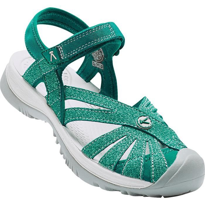 Keen Sandales Rose Femme Everglade/Malachite nPMISS9ph
