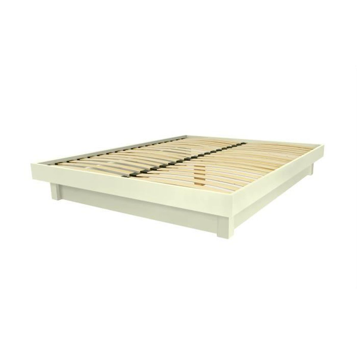 beautiful lit plateforme bois massif contemporary. Black Bedroom Furniture Sets. Home Design Ideas
