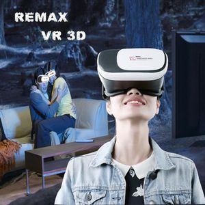 LUNETTES 3D REMAX Virtual Reality Box 3D Lunettes Casque Réali