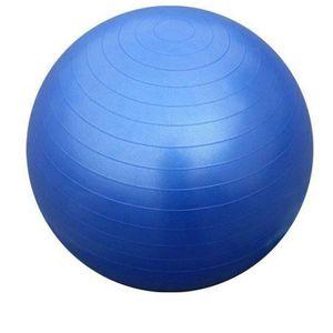 MEDECINE BALL Kabalo Bleu 65cm ANTI BURST EXERCICE DE GYM YOGA S