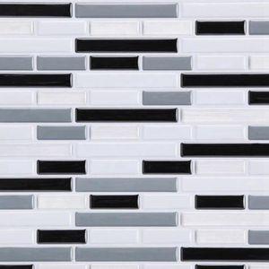 OBJET DÉCORATION MURALE Auto-Adhesif Mosaique Tuile Sticker Mural Autocoll