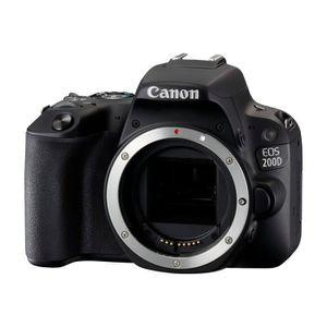 APPAREIL PHOTO RÉFLEX Canon EOS 200D Appareil photo numérique Reflex 24.