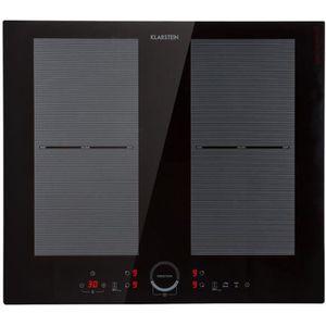 PLAQUE INDUCTION Klarstein Delicatessa 60 Table de cuisson à induct