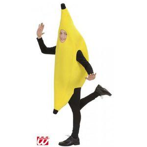 DÉGUISEMENT - PANOPLIE Déguisement banane enfant  Jaune