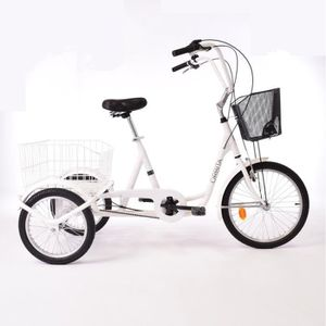TRICYCLE Tricycle-Classique Carga Large 3V Gris