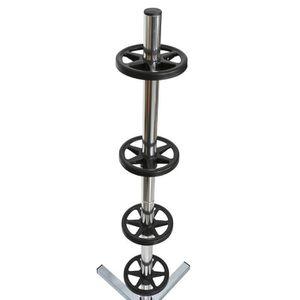 SUPPORT PNEUMATIQUES OROK Support stockage des pneus - Convient pour 4
