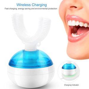 BROSSE A DENTS ÉLEC Brosse à dents électrique ultrasons 360 ° sans fil