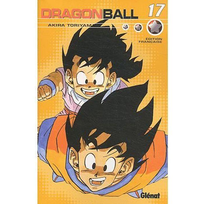 MANGA Dragon Ball Tome 17