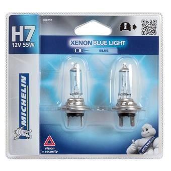MICHELIN Blue Light 2 H7 12V 55W