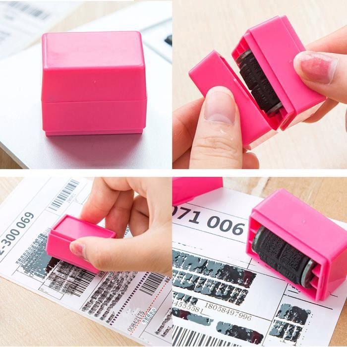 TIMBRE Protégez votre timbre de rouleau d'identification