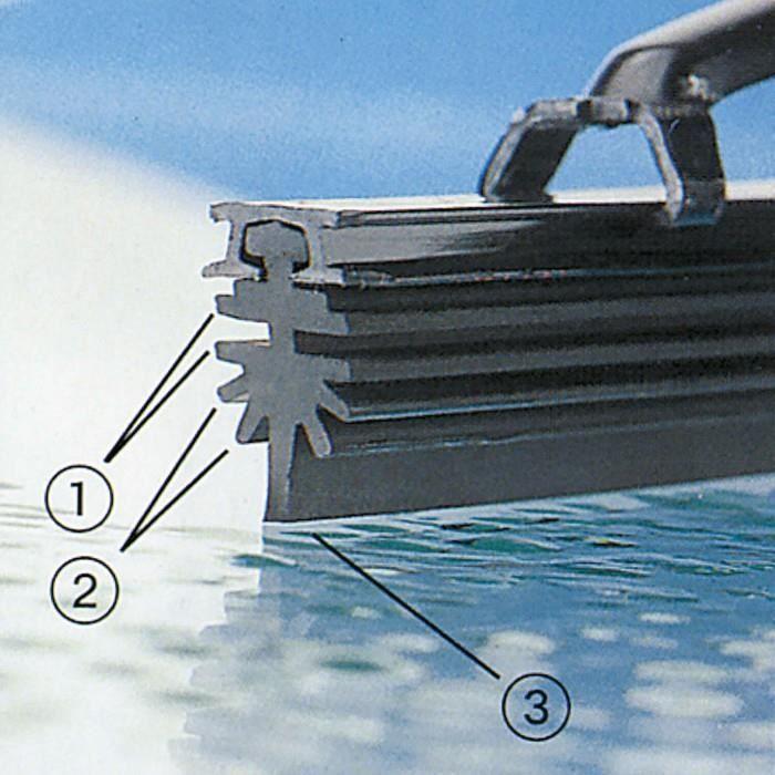balais d 39 essuie glace multi raclette ces balais permettent. Black Bedroom Furniture Sets. Home Design Ideas