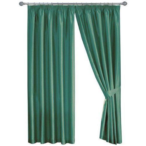 double rideaux turquoise achat vente double rideaux turquoise pas cher cdiscount. Black Bedroom Furniture Sets. Home Design Ideas