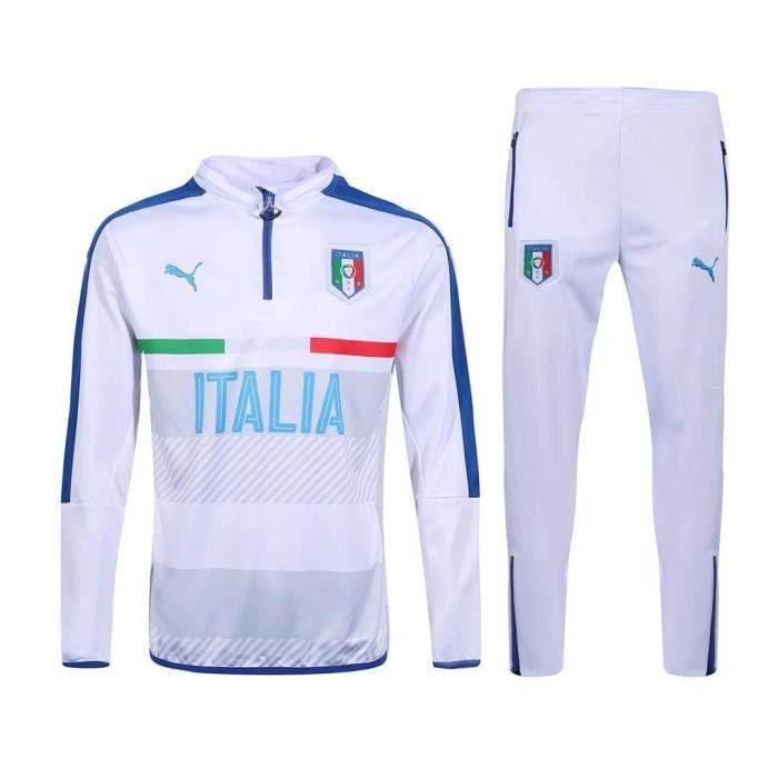 survetement equipe de Italie en solde
