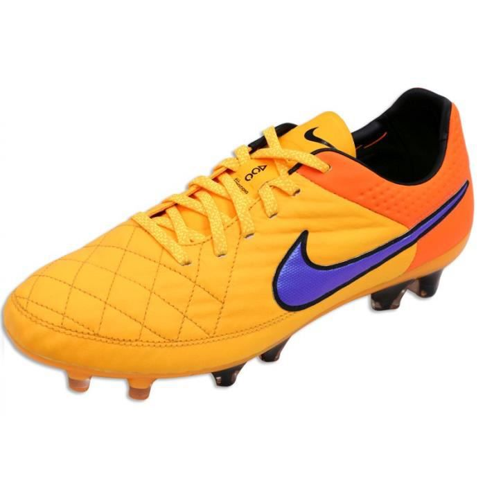 low priced aa3df 1946c TIEMPO LEGEND V FG ORG - Chaussures Football Homme Nike
