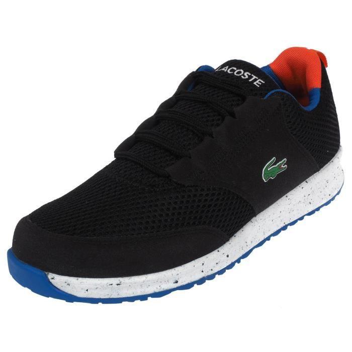 1 Chaussures J Lacoste Marinenoir Ight Noir Mode Ville L 118 rqxw6rX01