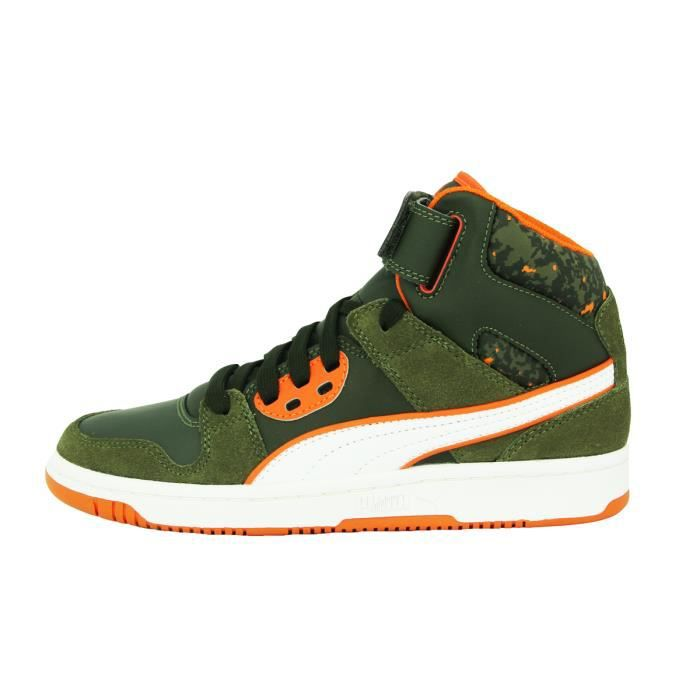Puma JR REBND STREET S L Chaussures Mode Sneakers