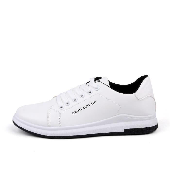 Chaussures de sport légère Basket Chaussures hommes de pour course 74PFW
